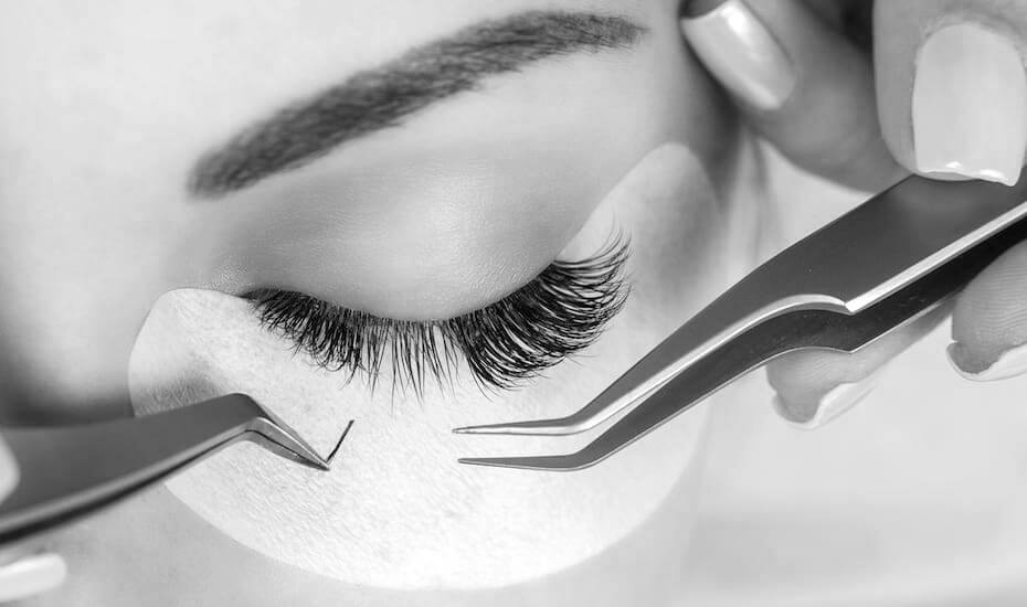 LASH EXTENSIONS MYTHS BUSTED